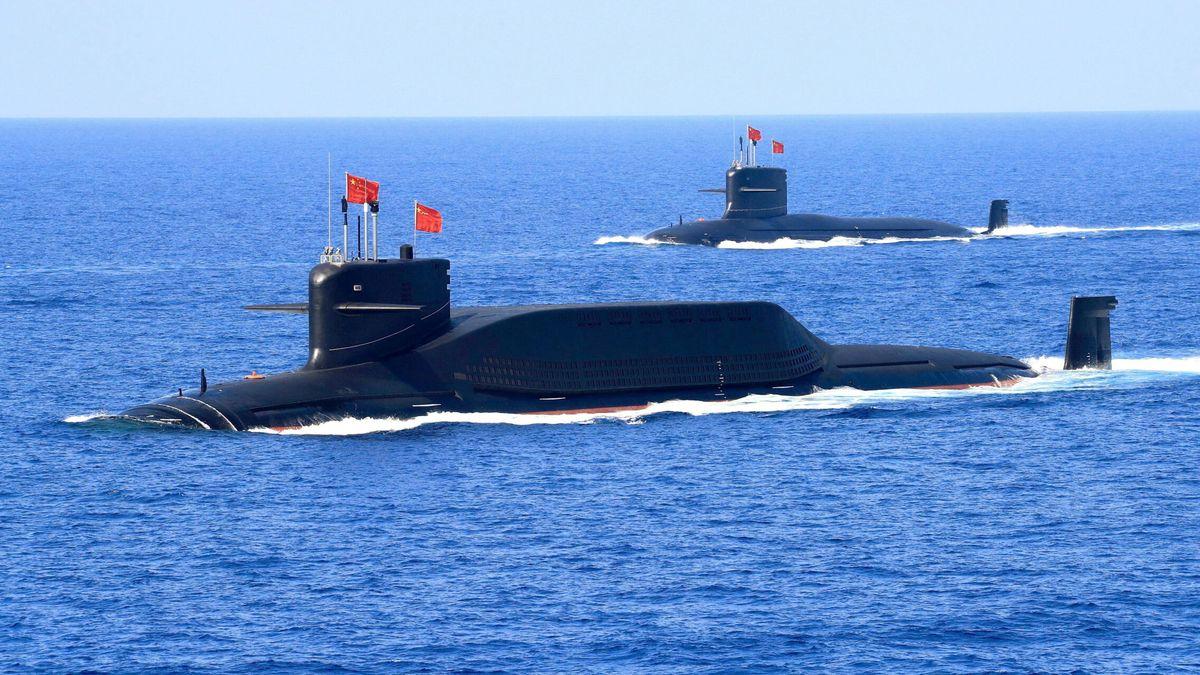 submarinos de propulsión nuclear