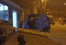 En la puerta de su casa matan a mototaxista