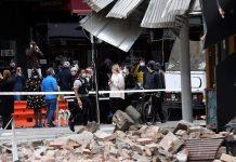 Susto en Melbourne por un terremoto de 5,9