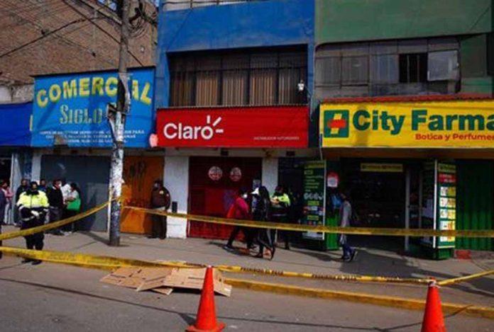 Asesinan a obrero de la Línea 2 del Metro de Lima