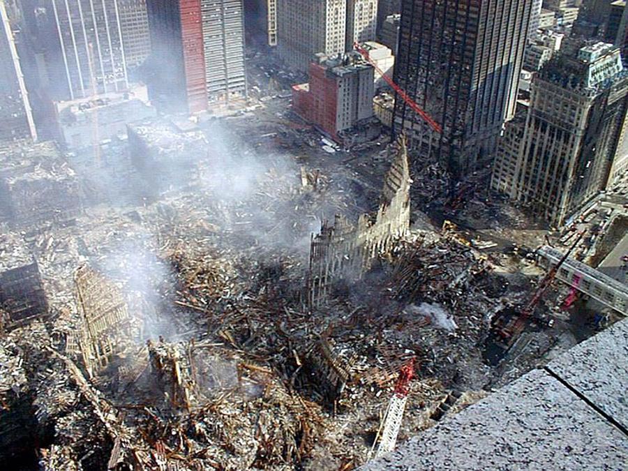Identifican a dos víctimas de los atentados contra Torres Gemelas