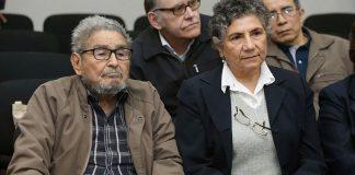 Abimael Guzmán y Elena Yparraguirre