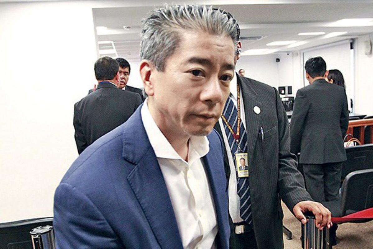 Levantan impedimento de salida del país de Jorge Yoshiyama