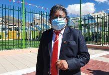 Jorge Luis Flores Ancachi