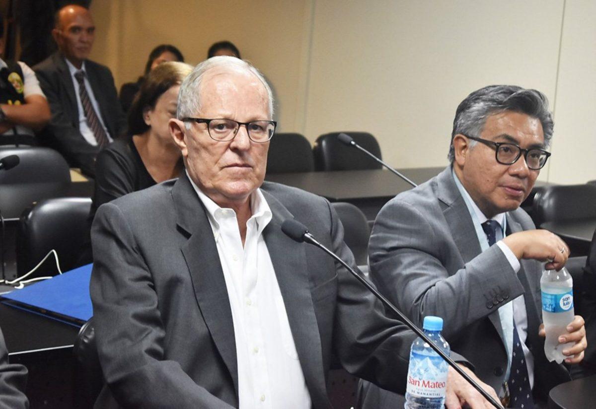 Ministerio Público denunció constitucionalmente a Pedro Pablo Kuczynski