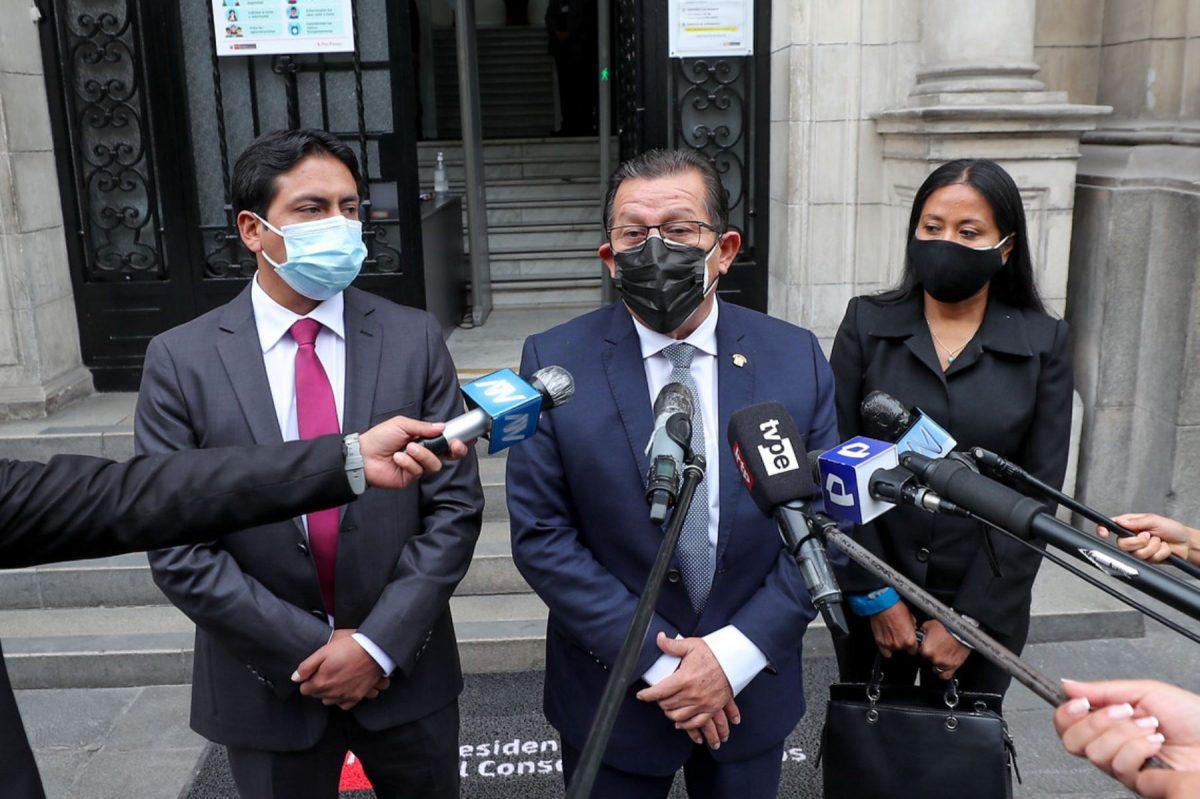 APP quiere a Acción Popular enpresidencia de Comisión de Ética