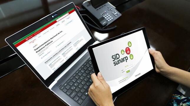 Sistema de Intermediación Digital - SUNARP