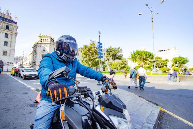 Reanudan emisión de brevetes para motocicletas y mototaxis