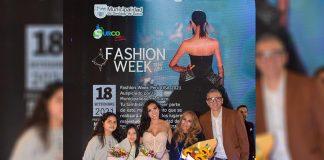 Voluntarios de Corazón Perú colaboran en el Fashion Week