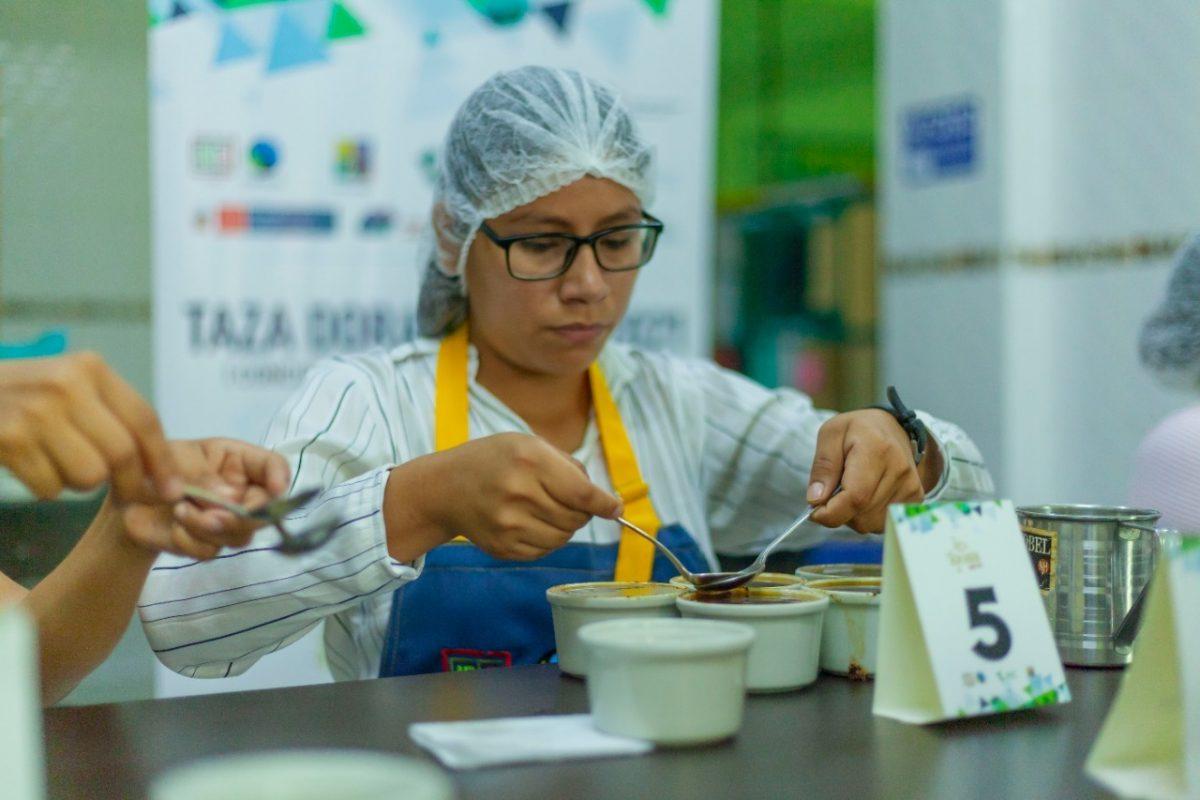 Trece contenedores de cafés clasifican a la final del concurso Taza Dorada Perú 2021