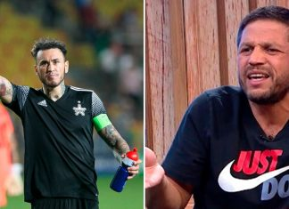 El periodista deportivo, Pedro García, dijo que es peligroso poner al zaguero del Sheriff en el once de la 'blanquiroja' por ahora.
