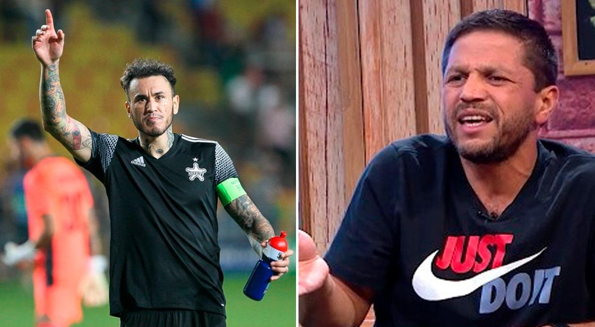 Pedro García cree que es muy arriesgada la integración de Dulanto a la selección