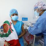 Vacunación personal de salud
