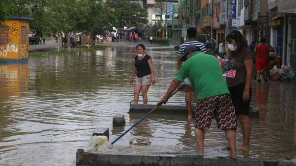 Servicio de agua no será restablecido el domingo para afectados de SJL
