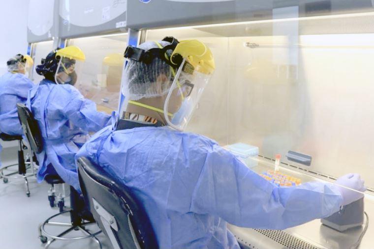 Fortalecen laboratorios y diagnóstico molecular de cara a tercera ola