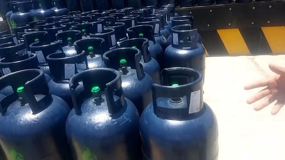 Balón de gas subiría de precio en los próximos días