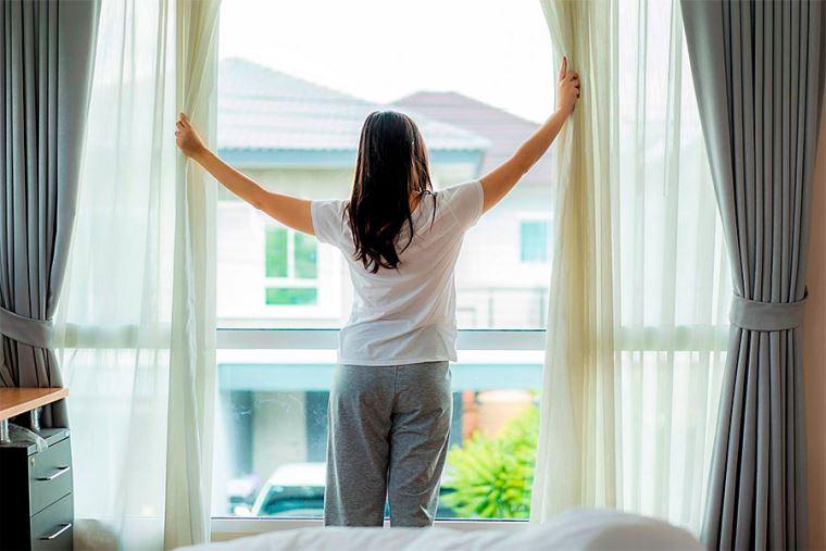 INS recomienda buena ventilación para reducir riesgo de contagios