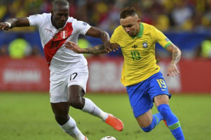 Perú vs. Brasil: Conoce a qué hora juega hoy la selección y qué canales transmite el partido
