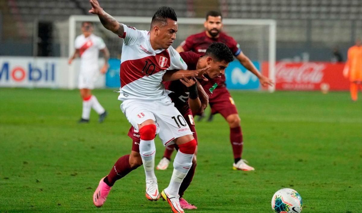 Perú venció a Venezuela por 1-0 y llegó a los ocho puntos rumbo al mundial Qatar 2022