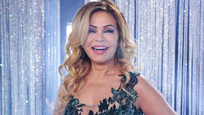 Gisela Valcárcel regresa a la actuación con la serie
