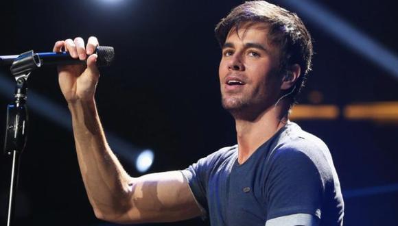 """Enrique Iglesias anuncia el lanzamiento de """"Final"""", el que podría ser el último disco de su carrera"""