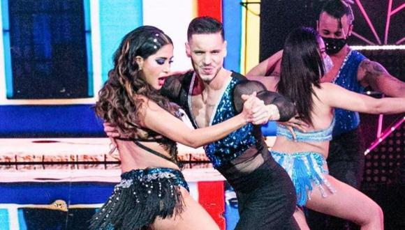 Anthony Aranda, pareja de baile de Melissa Paredes, contrae coronavirus en reality
