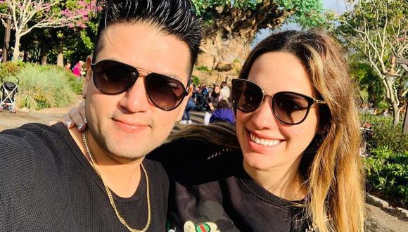 Deyvis Orosco y Cassandra Sánchez anuncian el sexo de su primer hijo