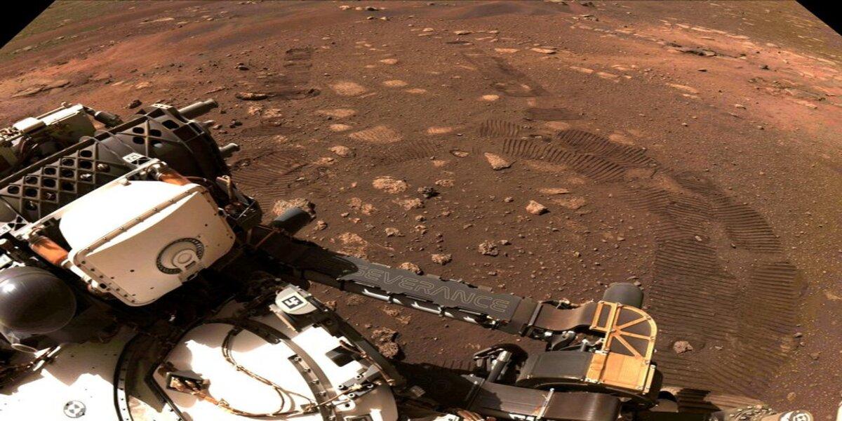 Marte: Rocas encontradas refuerzan teoría de que hay vida