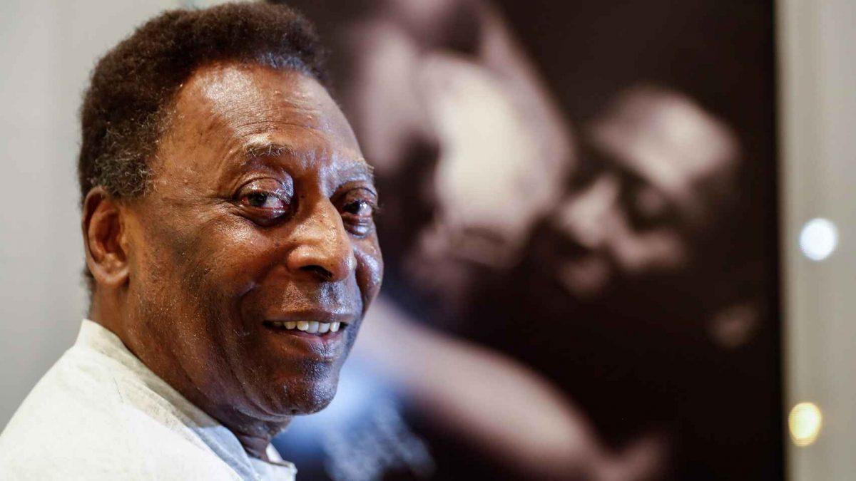 Pelé fue dado de alta de terapia intensiva