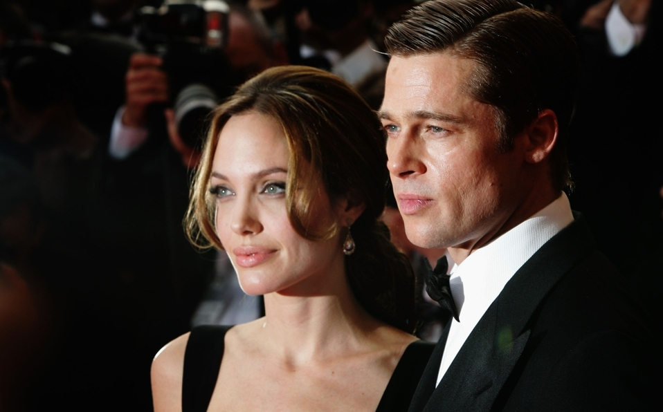 Angelina Jolie habló sobre el miedo que sintió durante su matrimonio con Brad Pitt