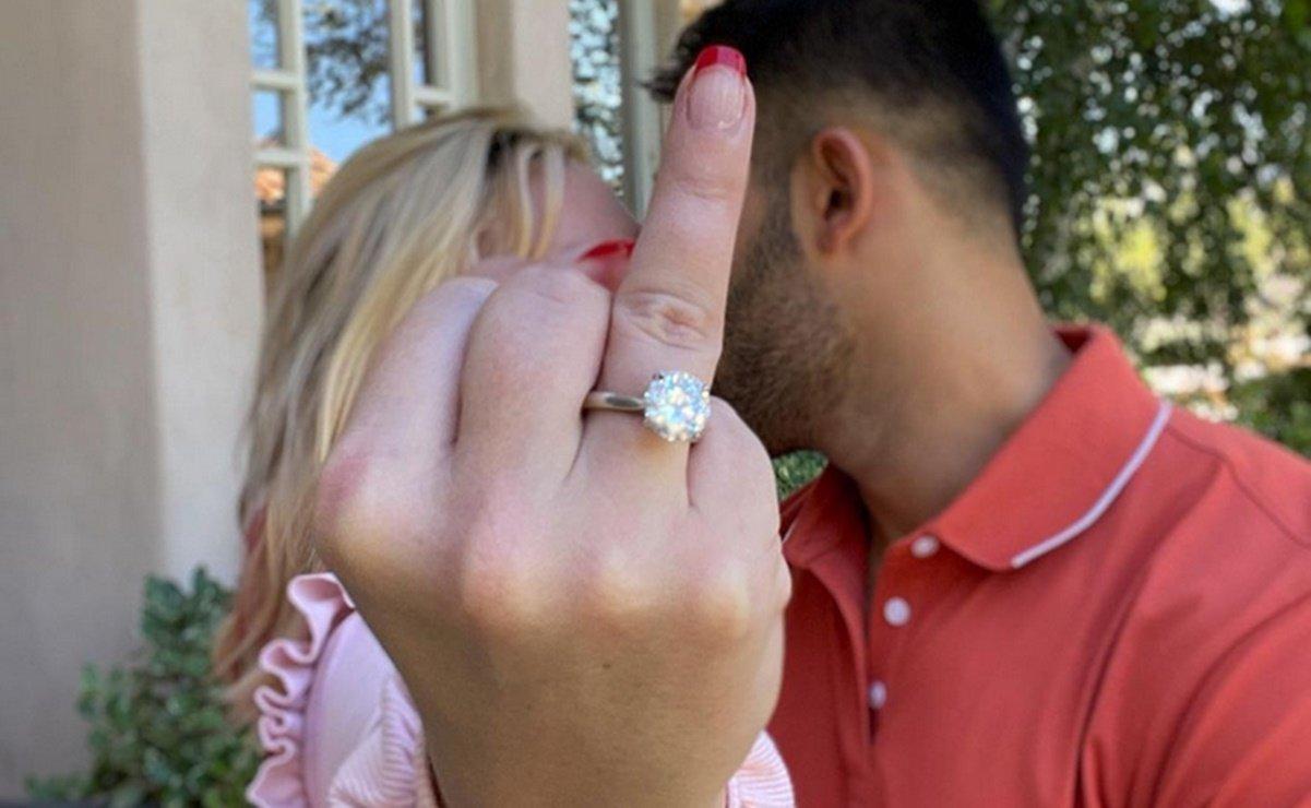 Britney Spears se comprometió con un modelo