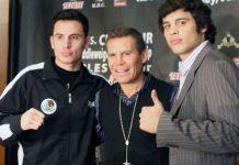 Julio César, el exboxeador mexicano, confesó que sus dos hijos se encuentran en proceso de rehabilitación contra las adicciones.