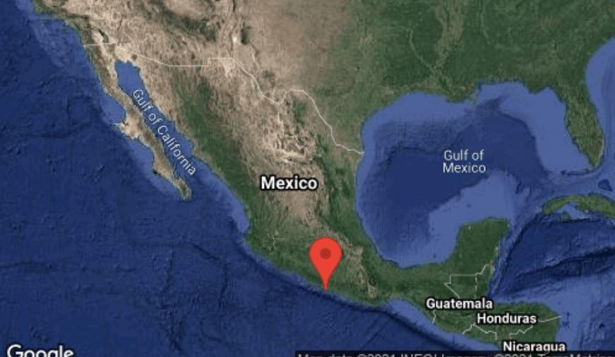 México: Sismo de magnitud 7,1 sacude el centro y suroeste de ese país