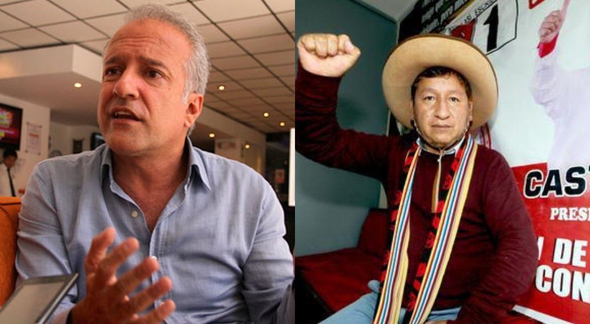 """Vocero de Fuerza Popular sobre reconocimiento a Bellido: """"Tremenda burla a la mujer peruana"""""""