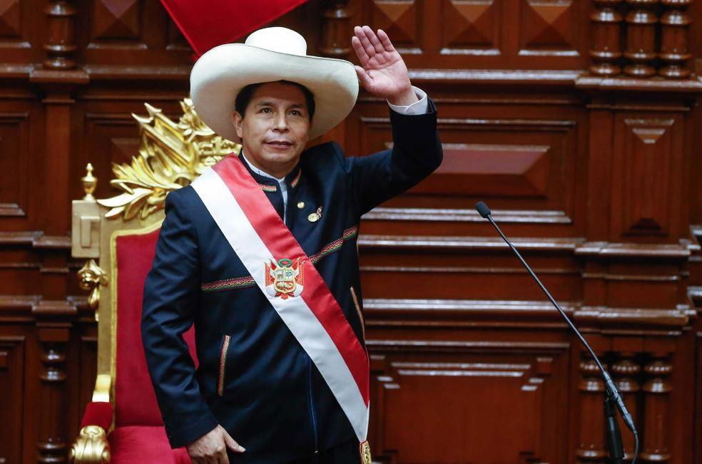 Presidente Pedro Castillo brinda Mensaje a la Nación esta noche