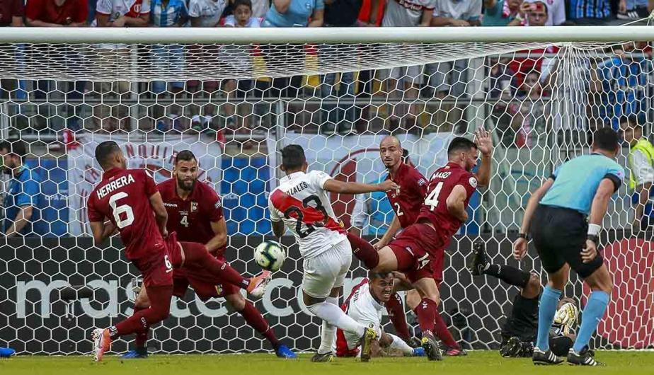Perú vs. Venezuela disputarán hoy un duelo rumbo a Qatar 2022