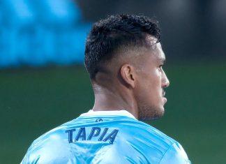 El mediocampista peruano del conjunto 'celeste' dio una espectacular actuación en el campo y fue halagado por los periodistas de ESPN.