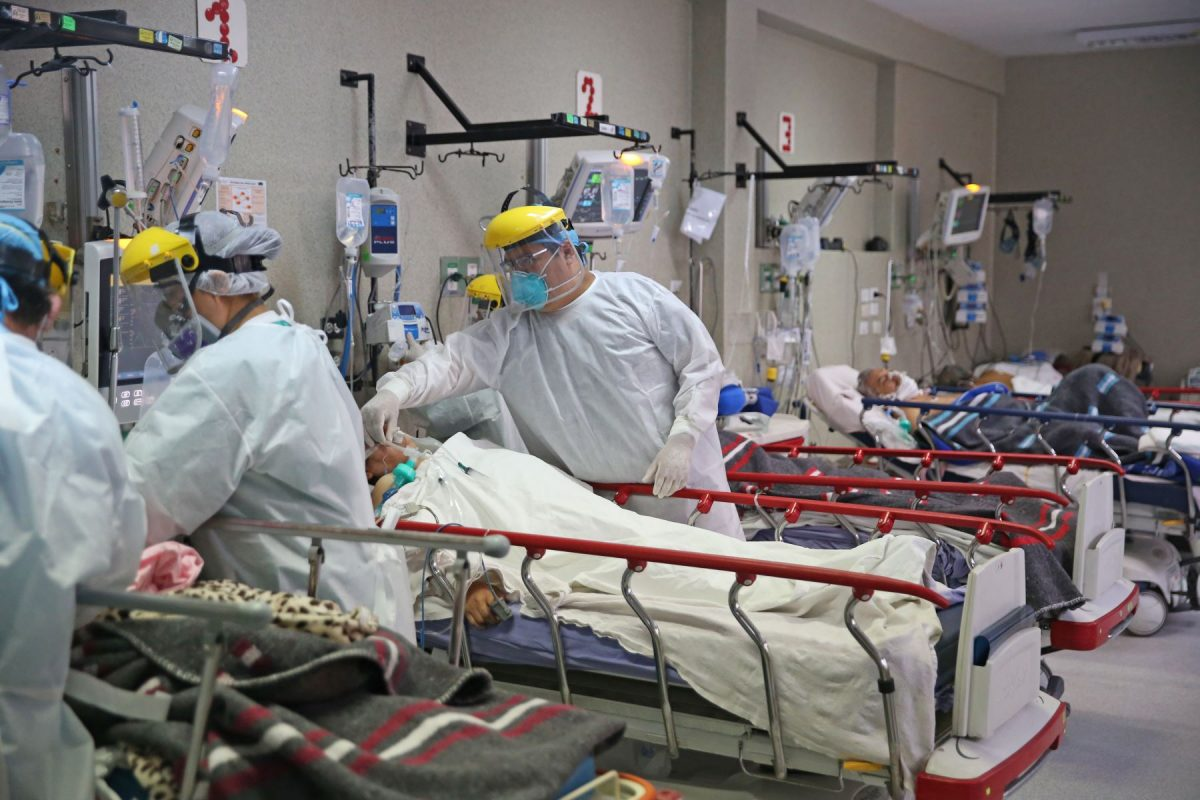 El 94% de fallecidos por COVID-19 no estaban vacunados