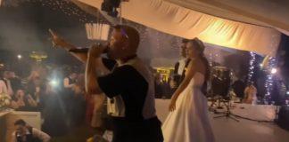 Sadid Márquez, el imitador oficial de J Balvin impactó en las redes sociales por su gran parecido y sorprendente presentación en boda
