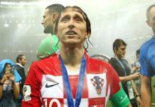 Modric, el volante croata, precisó que lo que hace especial al Mundial es que pasa cada cuatro años. No sería grato que sea cada dos años.