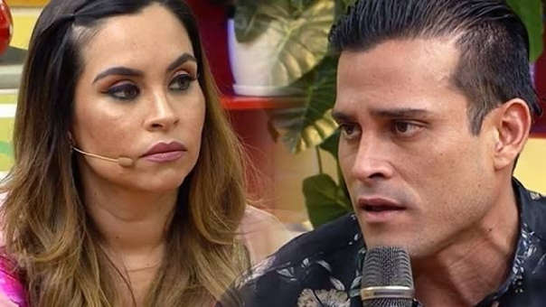 """Christian Domínguez tilda de """"tóxica"""" a Ethel Pozo"""