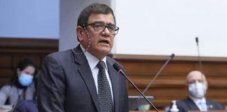 José Williams, integrante de Avanza País, sospecha de que Fidel Pintado, jefe de Devida, recibió presión para dimitir de su cargo
