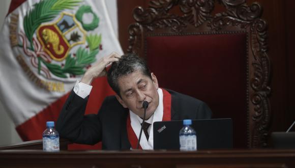 Eloy Espinosa-Saldaña se pronuncia sobre denuncia en su contra por supuesto plagio