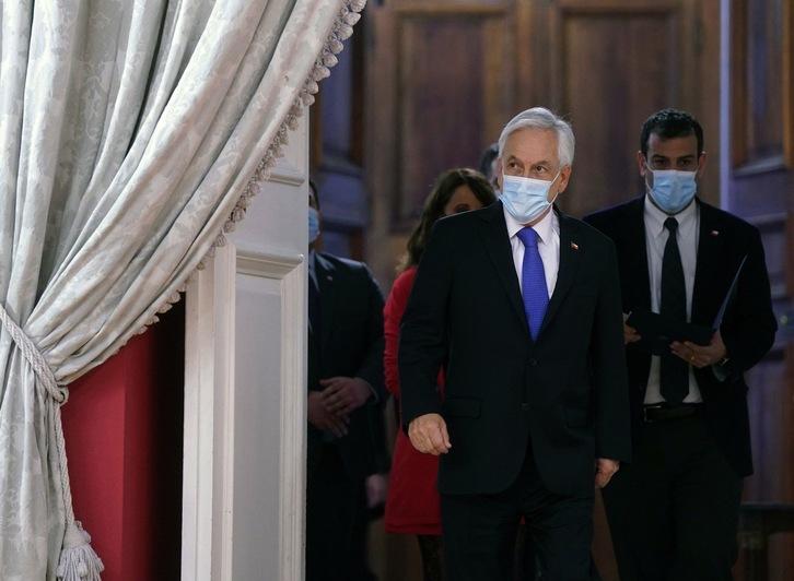Sebastián Piñera no terminaría su mandato en Chile