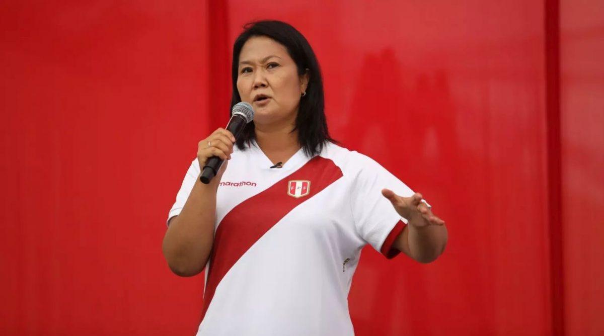 Keiko Fujimori es la VOX