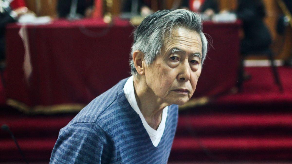 Amplían solicitud de extradición para Fujimori