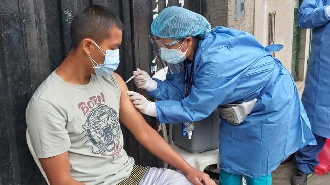 Lima Este supera el millón de dosis aplicadas contra la COVID-19
