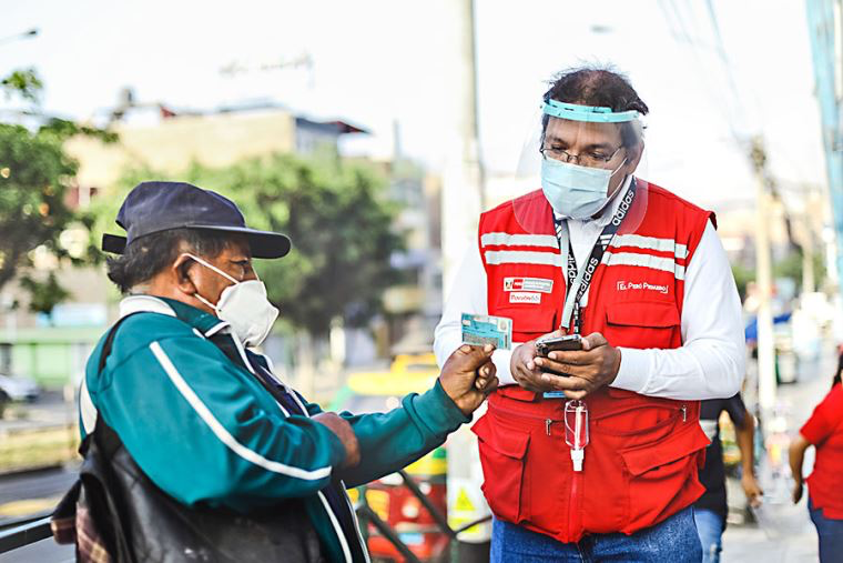 Aprende cómo registrarte a la billetera digital para cobrar bono Yanapay