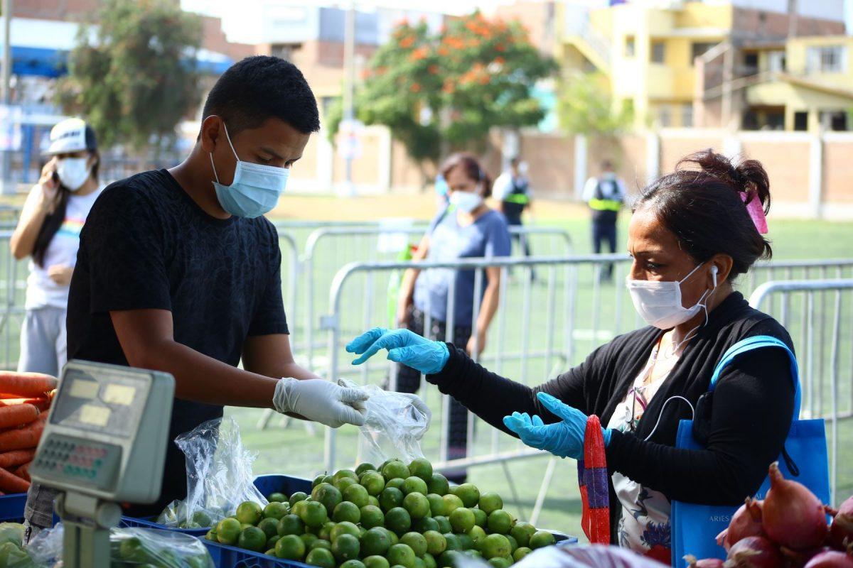Inflación en Lima durante setiembre ascendió a 0.40%