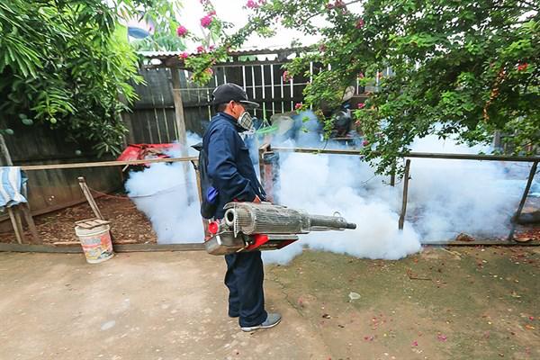 Asignan más de 16 mllns. de soles para lucha contra el dengue